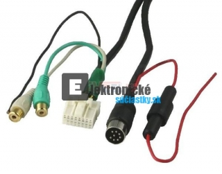 CAR Kabel prepojovaci CD Panasonic