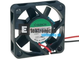 Ventilator   12V DC/  40x40x10mm - EE40101S1-999