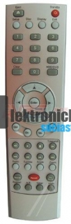 DO BEKO B1V187R - sedy   - original -