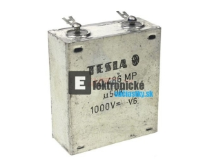 C TC486MP  0,5uF/1000V
