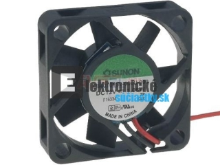 Ventilator   12V DC/  40x40x10mm - EB40101S2-999