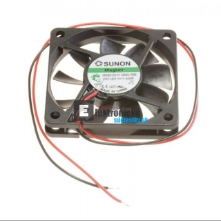 Ventilator   12V DC/  60x60x10mm - MB60101V1-A99