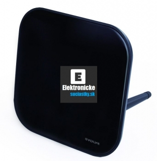 Antena TV DVB-T Evolveo EYE 28dB aktivna